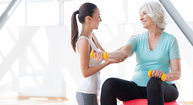 If the wall hurts your back, use an exercise ball to maintain the friction without the discomfort.